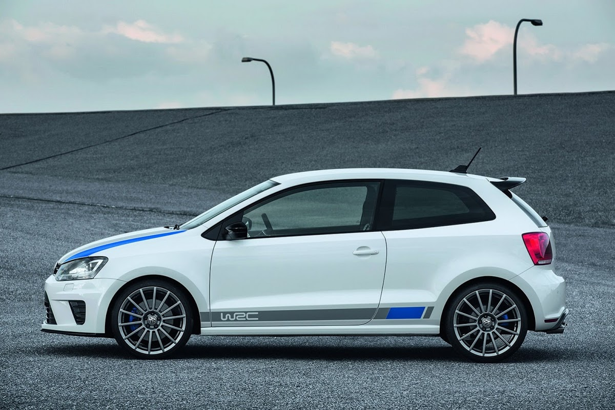 vw drops new photos of 217hp polo r wrc limited production. Black Bedroom Furniture Sets. Home Design Ideas