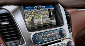2015 Chevrolet Suburban featuring Navigation