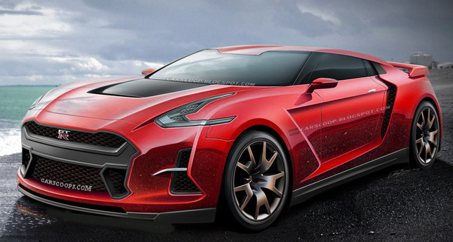 "Nissan Exec Says GT-R Hybrid Is A ""Very Real Prospect"