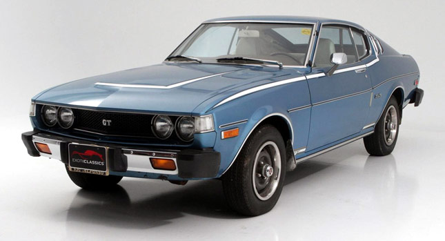 Check Out These Two 1970s Toyota Celica Coupes, One Has Just 13k ...