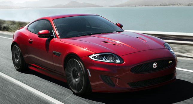 Elegant Jaguar Releases XK Signature And XK Dynamic R Special Edition Models In The  UK