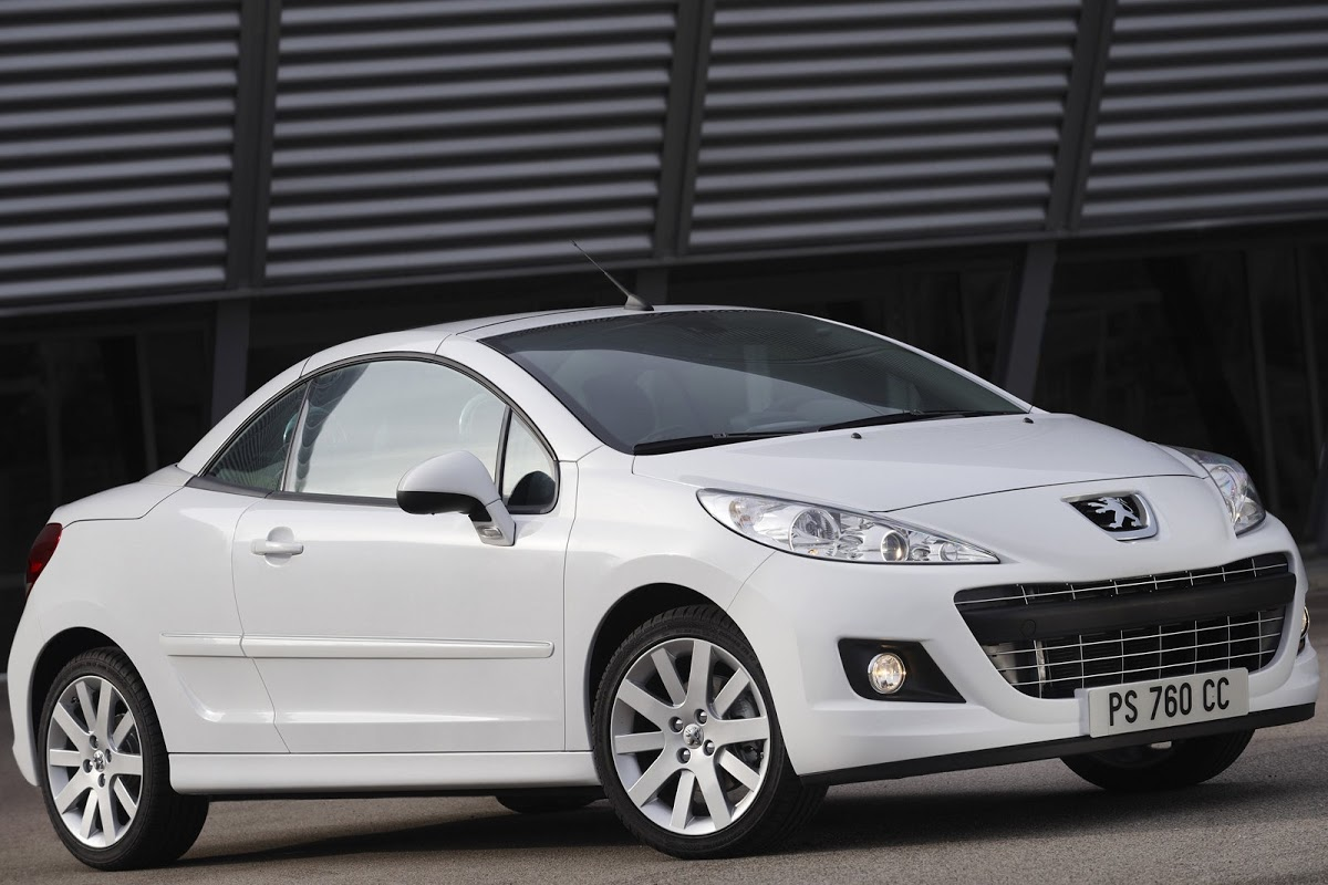 peugeot reportedly preparing 208 cabriolet with soft top roof for