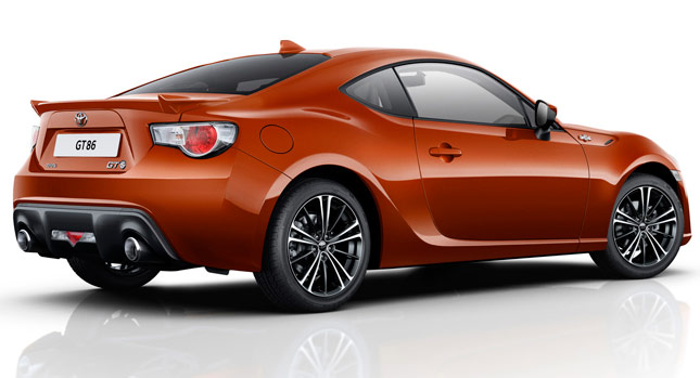 Delightful Toyota Improves 2015 GT86u0027s Dynamics, Adds Shark Fin Antenna In Europe