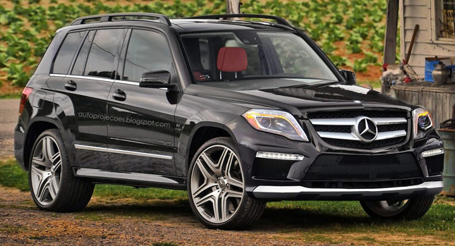 pipe dreaming of a mercedes benz glk 63 amg carscoops. Black Bedroom Furniture Sets. Home Design Ideas