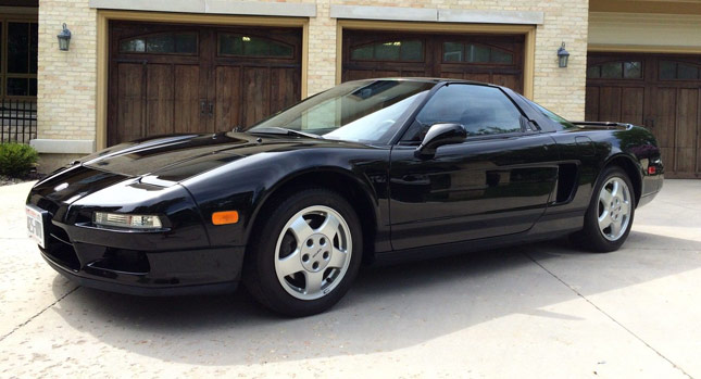 Exceptional 1992 Acura NSX With 2,209 Miles Looks As Good As New [82 Photos]