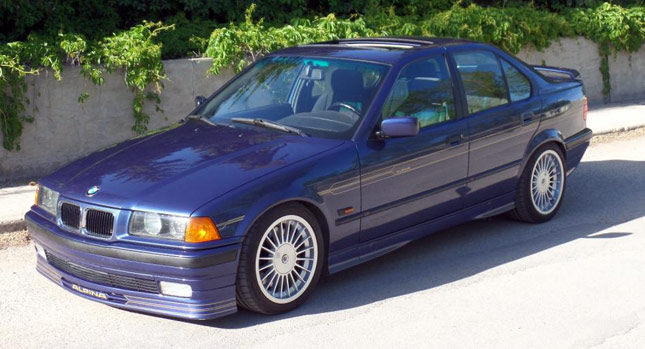 BMW Alpina B V Is One Of The Rarest Es And Its Up For Sale In - Bmw 5 series alpina for sale