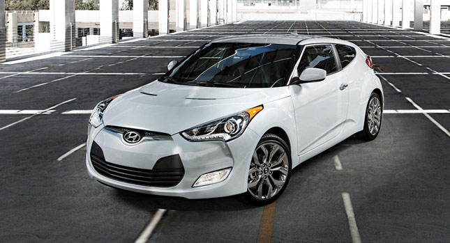 Hyundai Prices The Veloster Re Flex Edition From 21 650