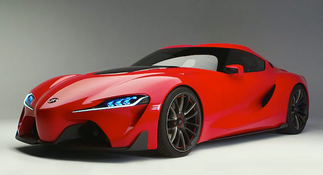 Toyota May Leave Subaru In The Dust For BMW Sports Car Partnershipu2026Maybe