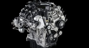 ford details   engines      liter ecoboost rated  hp carscoops