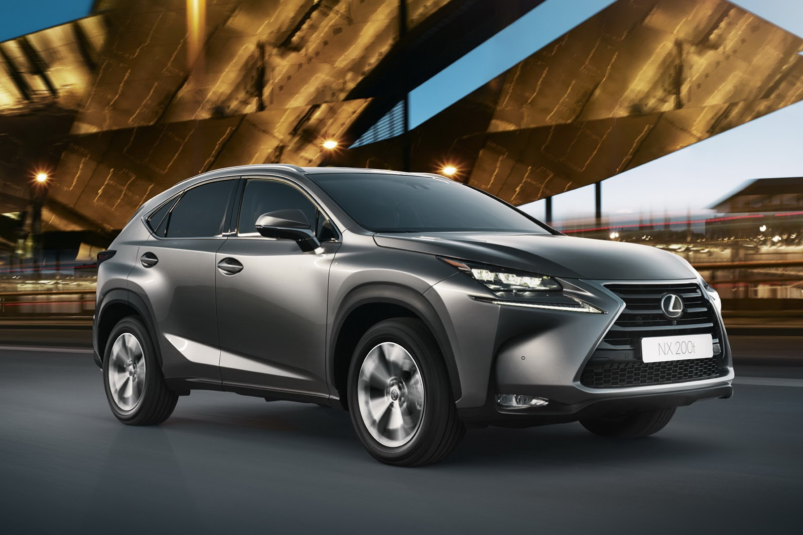 do you know why us bound lexus nx has a different snout than international version carscoops. Black Bedroom Furniture Sets. Home Design Ideas