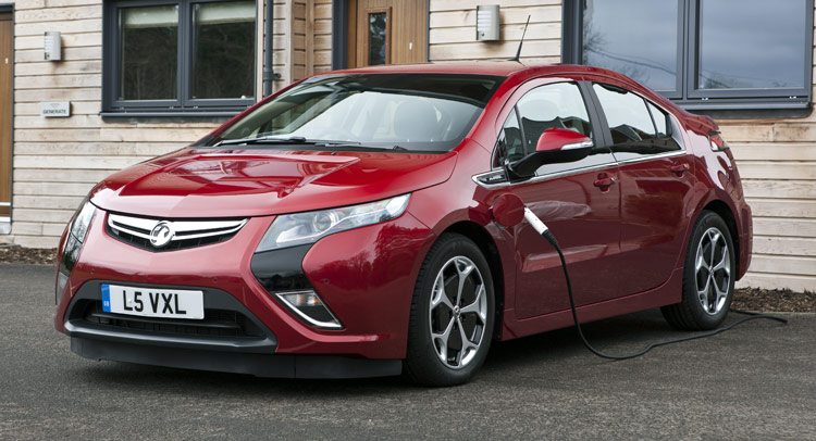 opel ampera rumored to disappear after chevy volt redesign carscoops. Black Bedroom Furniture Sets. Home Design Ideas