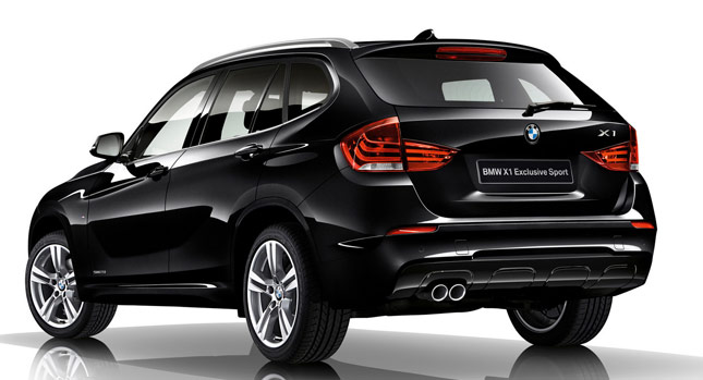 New Bmw X1 Exclusive Sport Limited Edition For Japan