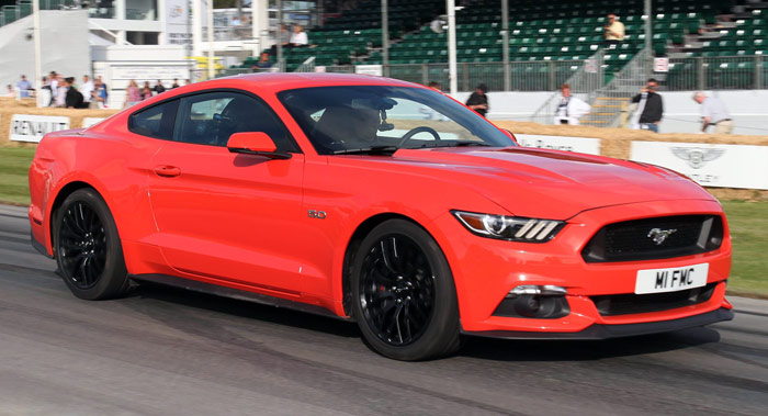 2015 Mustang Power And Weight Figures Revealed V8 Has 435hp And Is