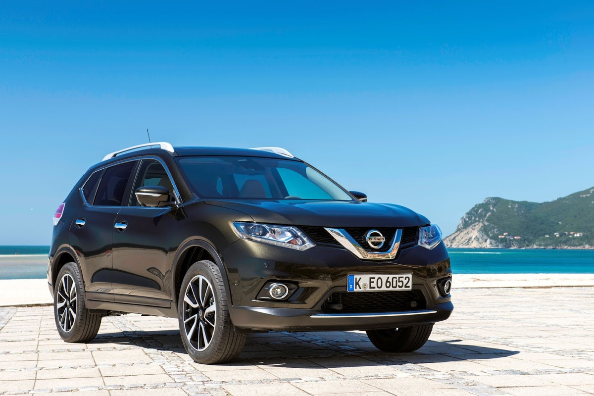 Nissan Expects Double Sales In Europe For All-New X-Trail