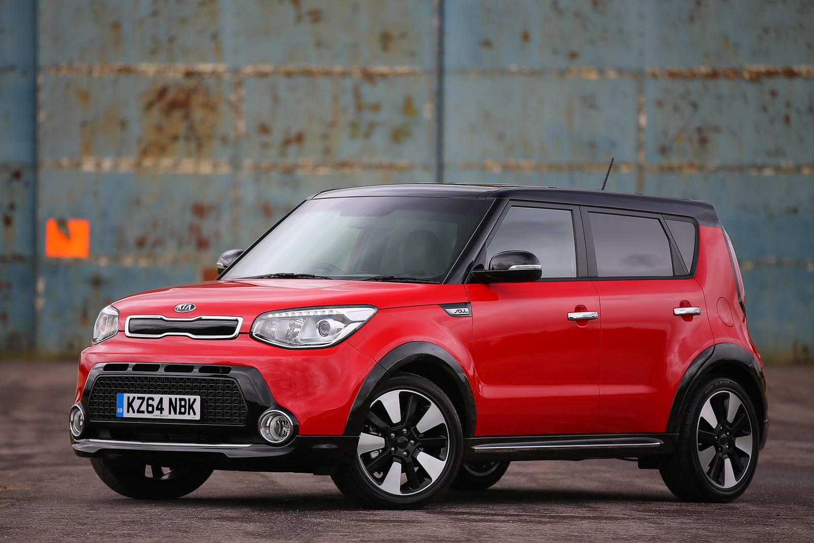 kia mixxs and maxxs its uk soul lineup carscoops. Black Bedroom Furniture Sets. Home Design Ideas
