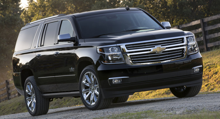 2015 Chevy Suburban And Tahoe Spy Html Autos Post