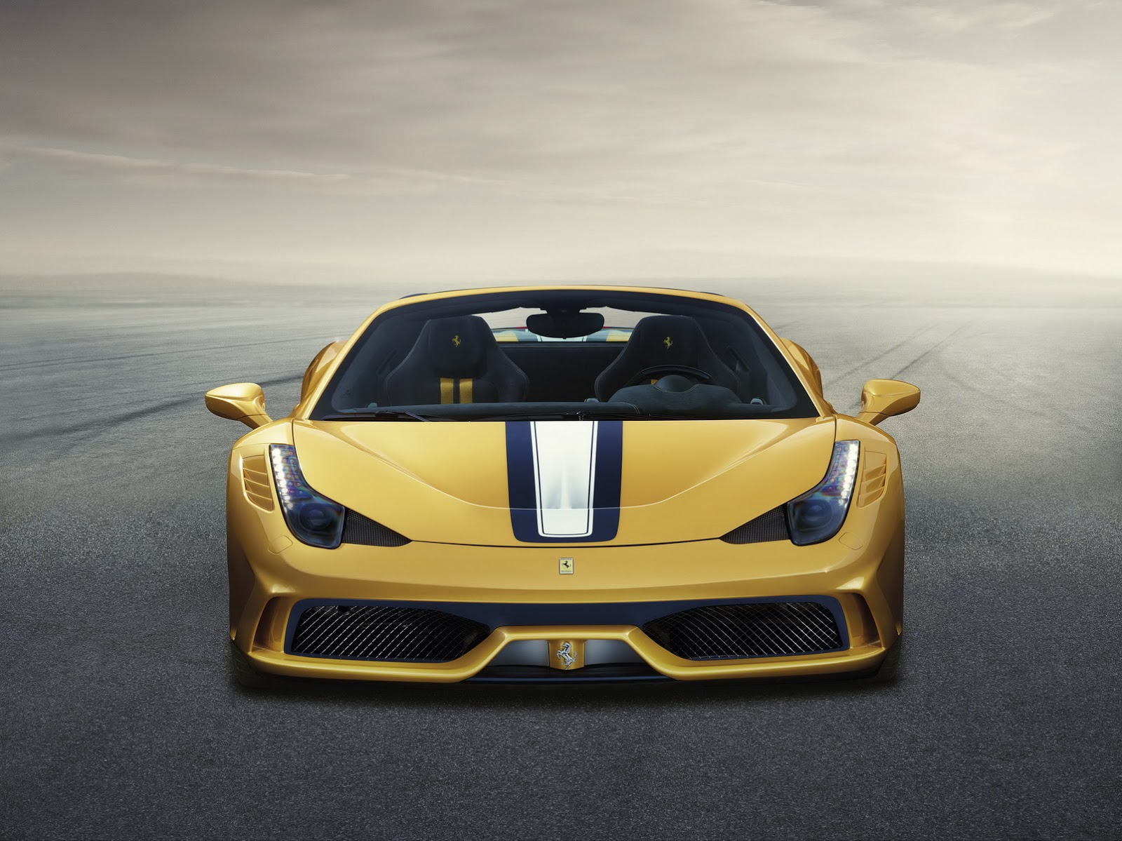 New Ferrari 458 Speciale Aperta with 605PS Ready for Paris ...