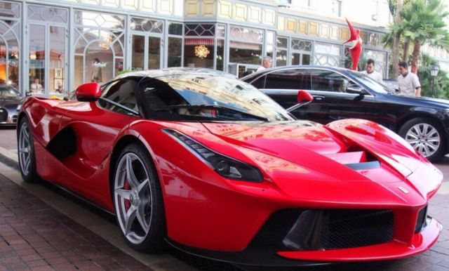 laferrari for sale with over 100  markup in germany