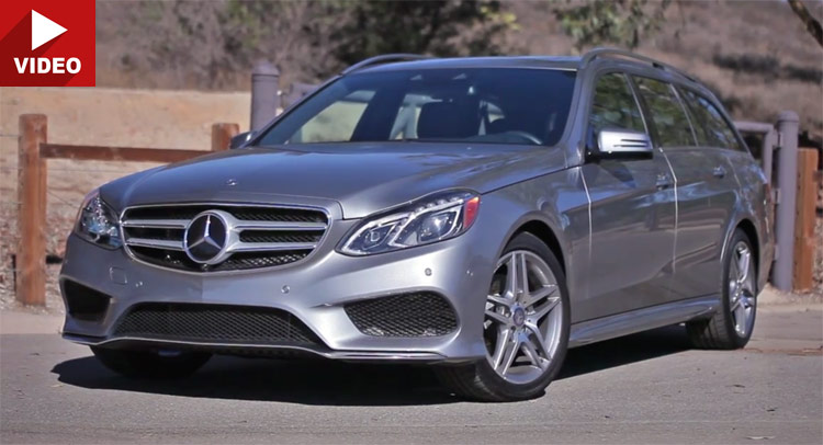 The Mercedes Benz E350 Wagon Looks Like Old Money, And Is Better For It |  Carscoops