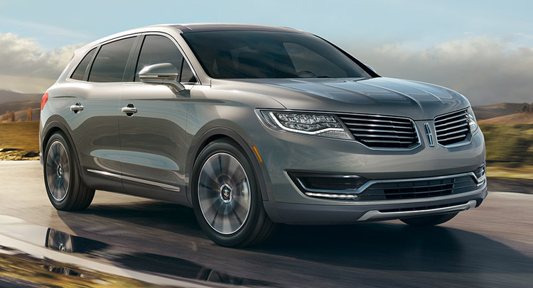 2016 Lincoln Mkx The First Official Photos Carscoops