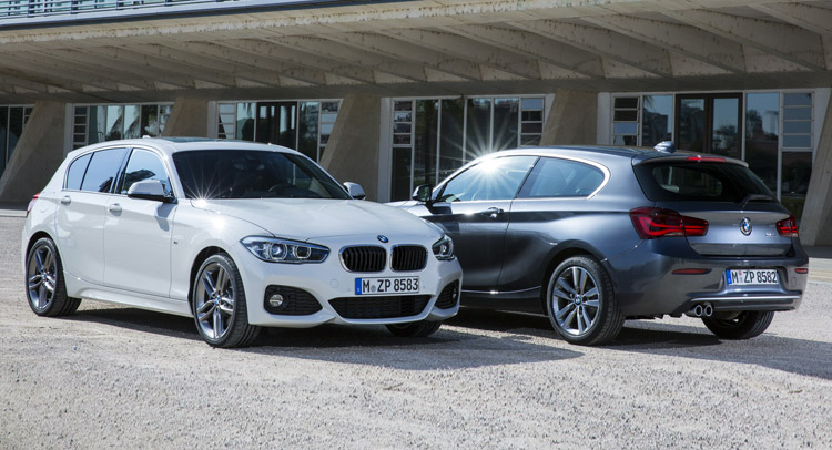 BMW Series Facelift This Is It In Photos WVideo - Bmw 100 series
