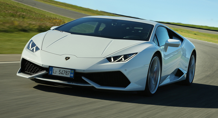 Lamborghini Sold 2,530 Sports Cars In 2014, More Than Ever Before |  Carscoops