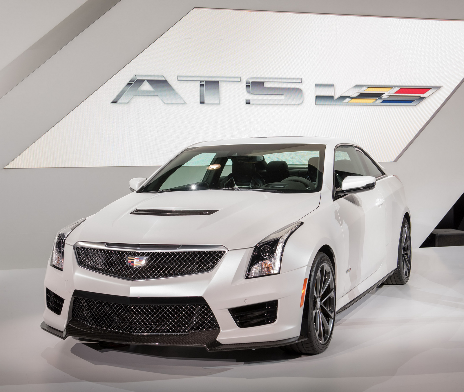Cadillac Ats Coupe >> 2016 Cadillac ATS-V Makes 464HP, Hits 0-60 in 3.8 Seconds ...