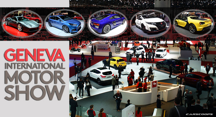 Why The 2015 Geneva Show Was One Of The Best Petrolhead Parties Ever