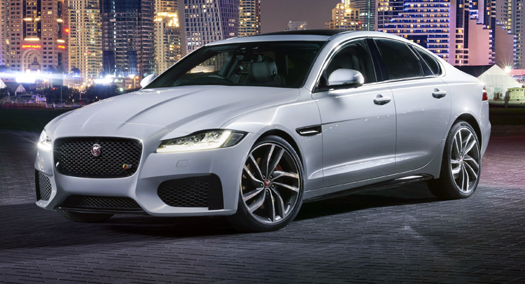 Jaguaru0027s 2016 XF May Be All New, But It Looks Overly Familiar | Carscoops