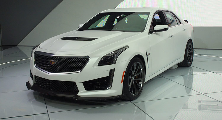 640hp 2016 cadillac cts v priced from 83 995 in the u s carscoops. Black Bedroom Furniture Sets. Home Design Ideas