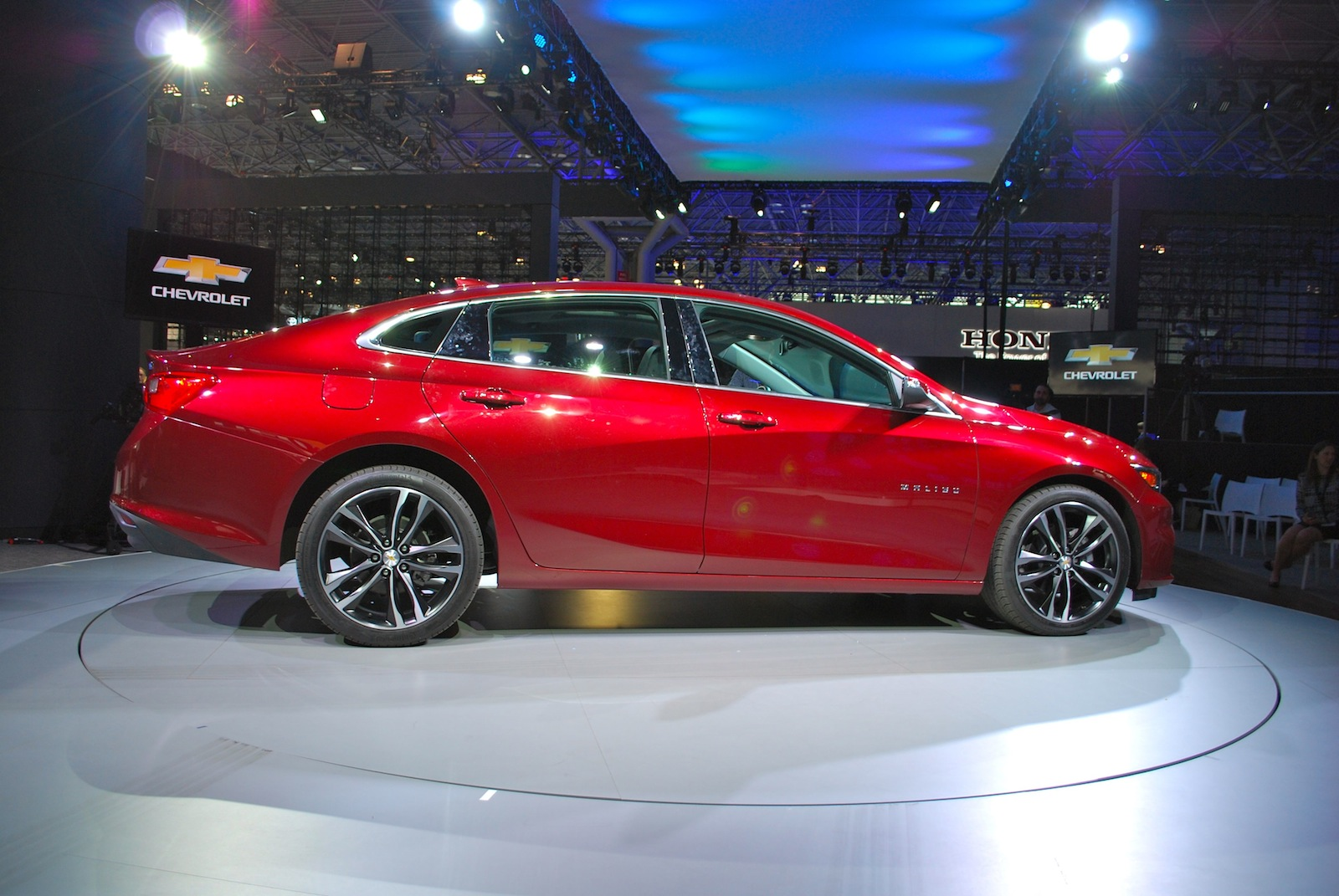 The 2016 Chevy Malibu Hybrid Is For People Who Don't Drive ...