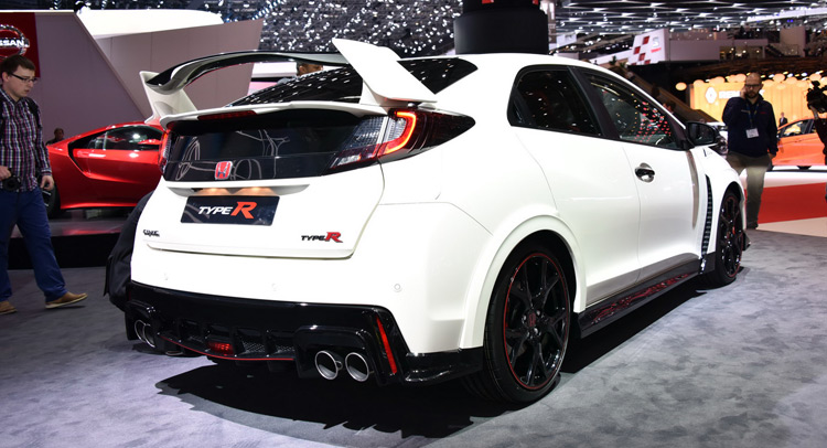 Honda Confirms Civic Type R For US