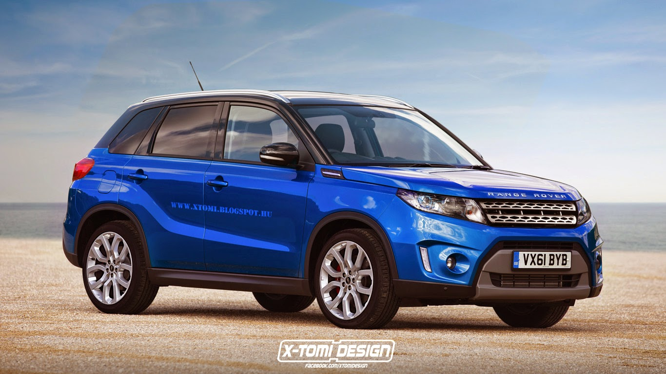 This Suzuki Wants To Be The Real Baby Range Rover