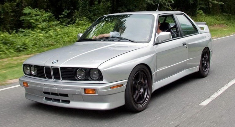 BMW M Frankenstein With Stroked M V For How Much - 1988 bmw m5