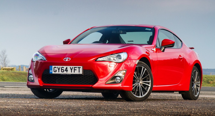 Awesome Toyota Has Started The Development Of A Small RWD Sports Car To Sit Below  The GT86, Claims A New Report. The Japanese Company Plans To Offer A Three  Model ...