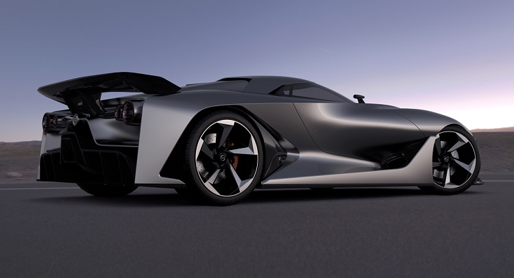 Next Nissan GT-R Said To Get V6 Hybrid From GT-R LM Racer