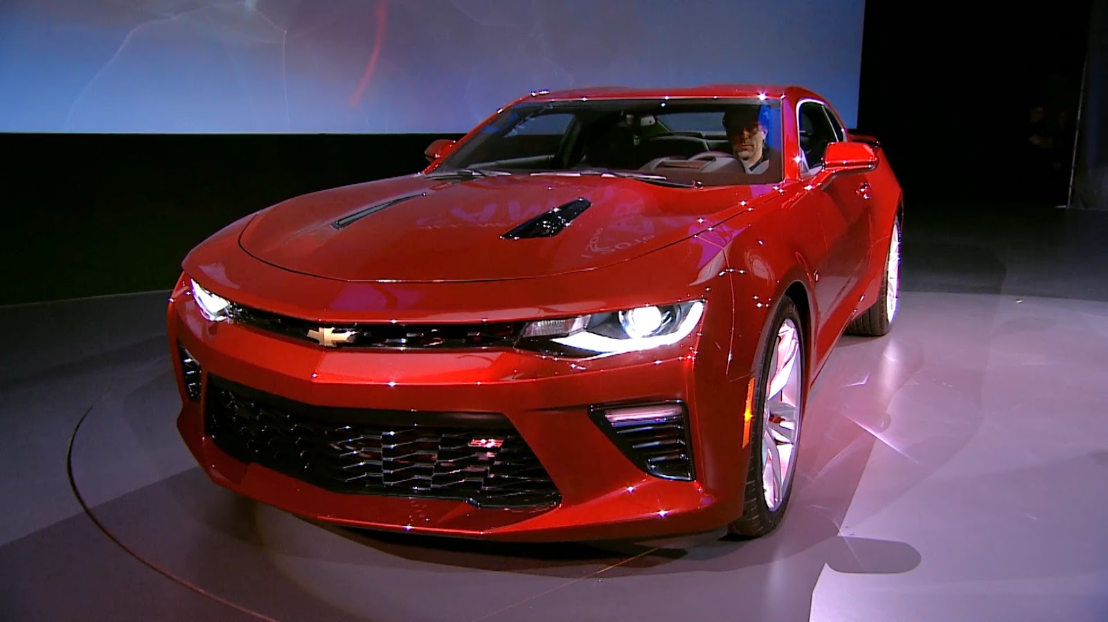 2016 Chevrolet Camaro Officially Unveiled Now With 455hp V8 2 0l Turbo Carscoops