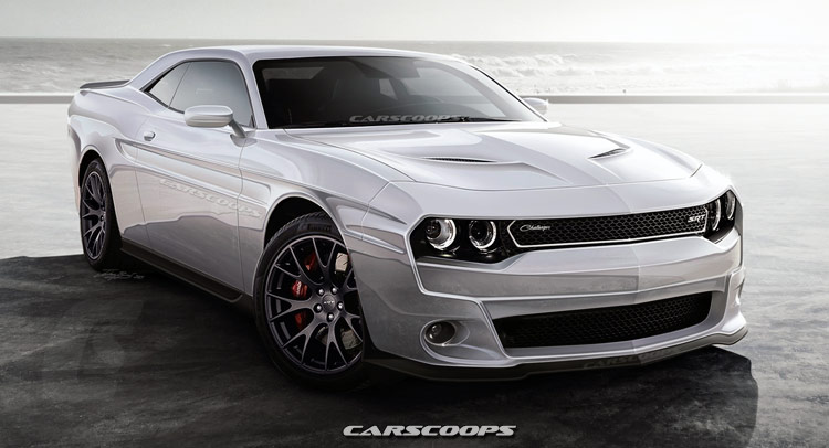 Dodge challenger next generation