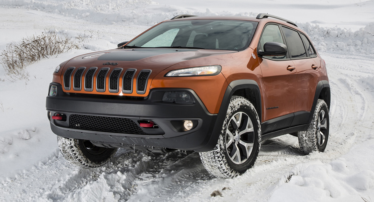 jeep cherokee will be built in china this year two new models to follow carscoops. Black Bedroom Furniture Sets. Home Design Ideas