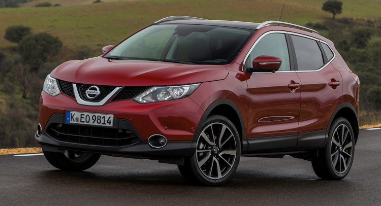 nissan reportedly bringing qashqai rogue hybrid to the us carscoops. Black Bedroom Furniture Sets. Home Design Ideas