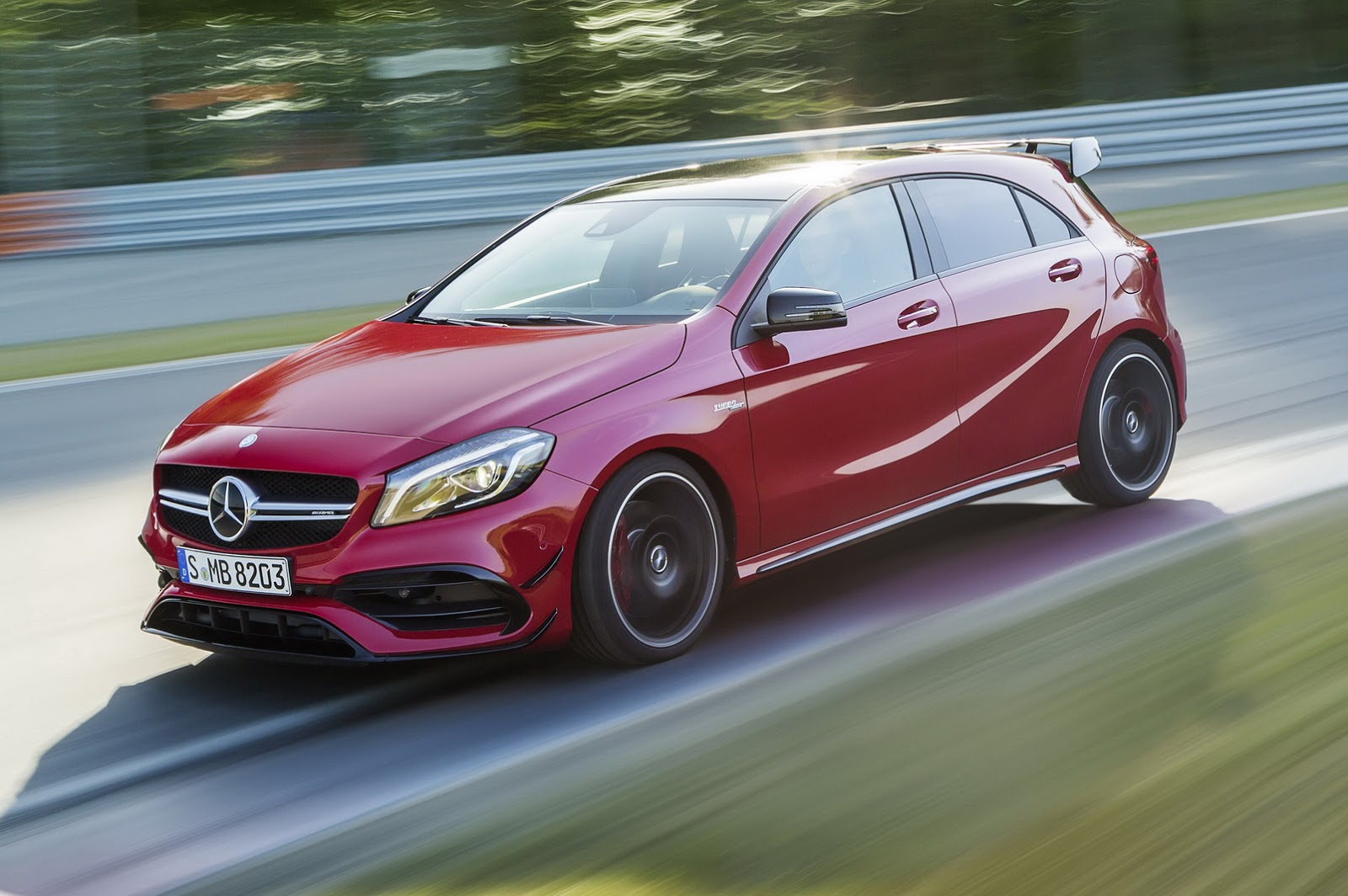 2016 Mercedes Benz A Class Priced From 23 746 In Germany Carscoops