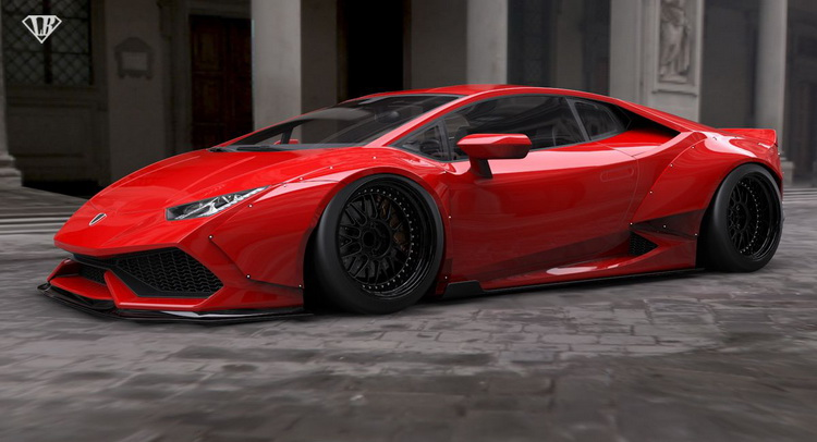 Liberty Walk Huracan Widebody Kit Priced From 21 700