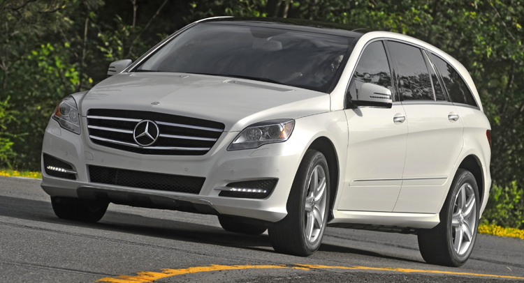 Am general started building the mercedes benz r class for for Mercedes benz indiana