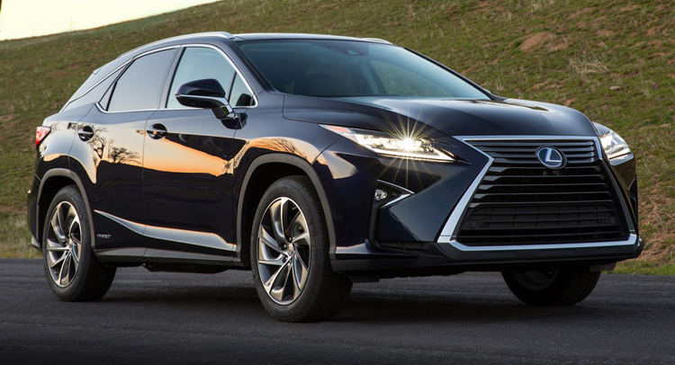 Lexus Planning New Flagship Model Possibly An Suv Carscoops