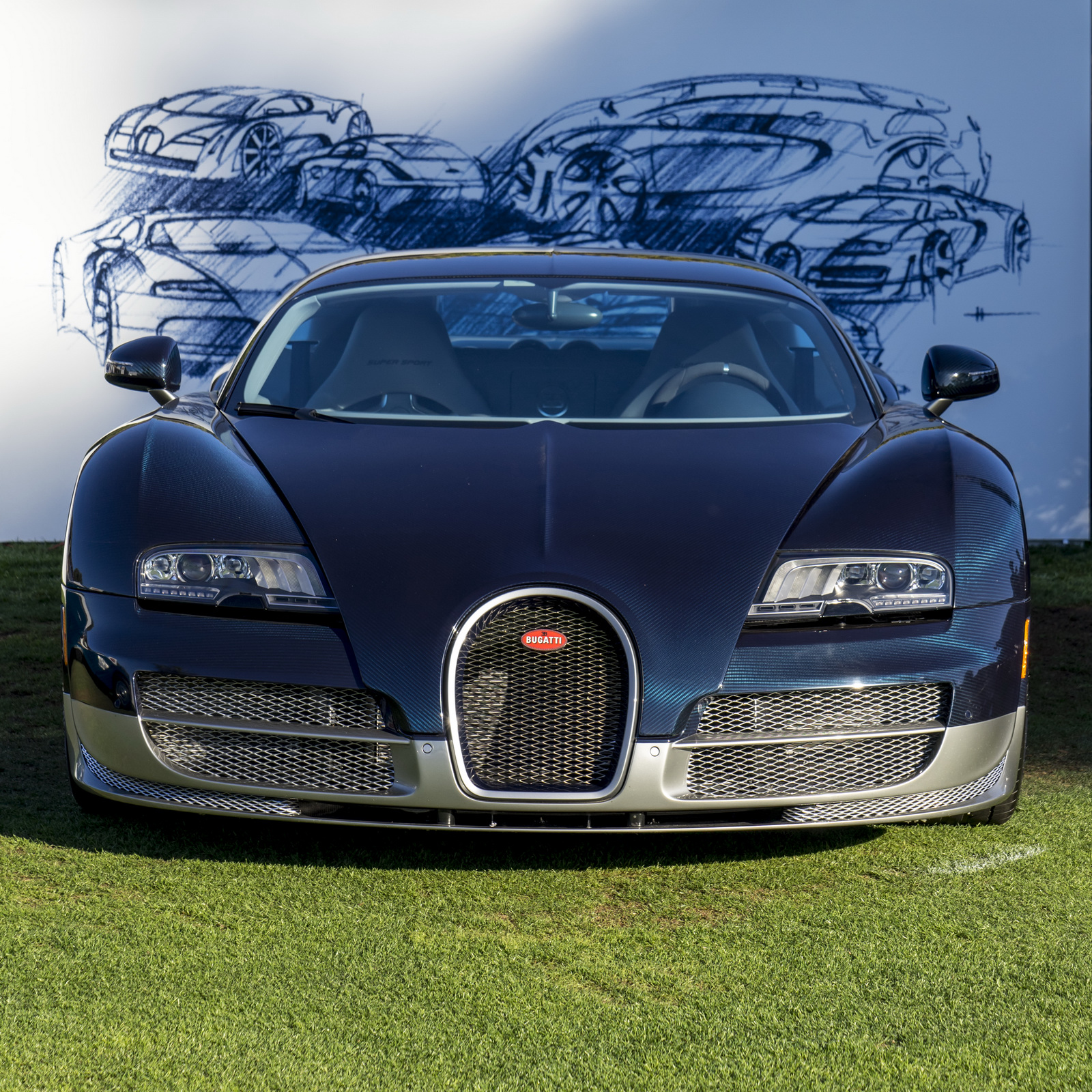 Bugatti Veyron Grand Sport 16 4 Open Top: Bugatti Brings Legendary Classics And Veyron 16.4 Super