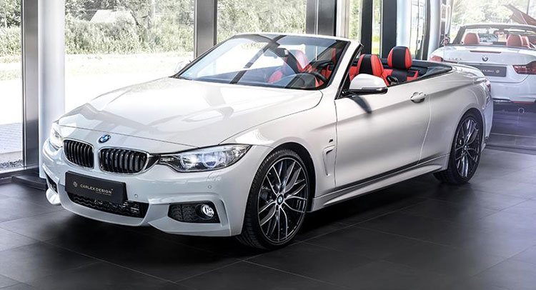 White Bmw Convertible Red Interior