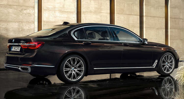 bmw individual showcases highly personalized 2016 7 series carscoops. Black Bedroom Furniture Sets. Home Design Ideas