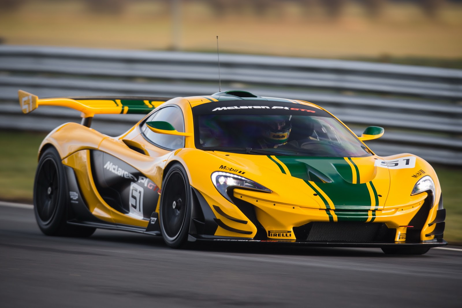 Bruno Senna To Mentor Mclaren P1 Gtr Driver Program W Video