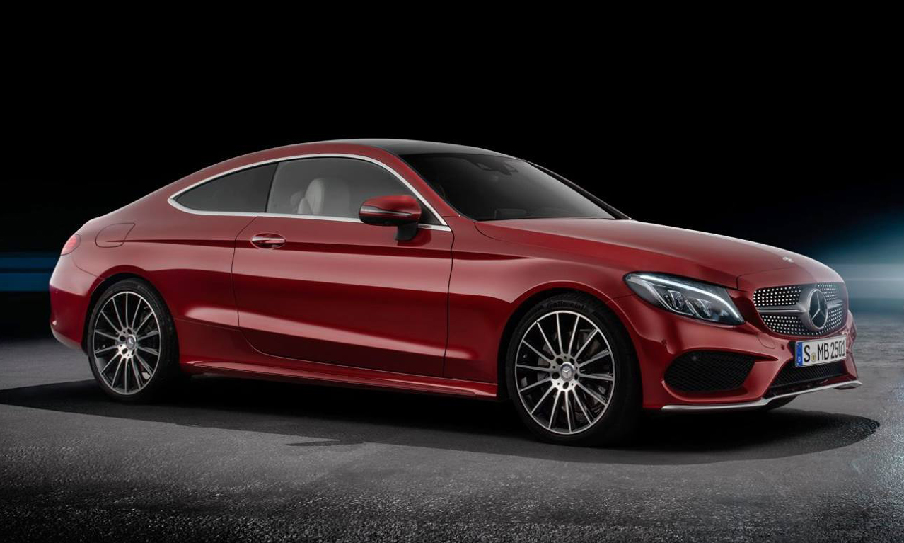 2017 mercedes amg c63 coupe this is officially it carscoops. Black Bedroom Furniture Sets. Home Design Ideas