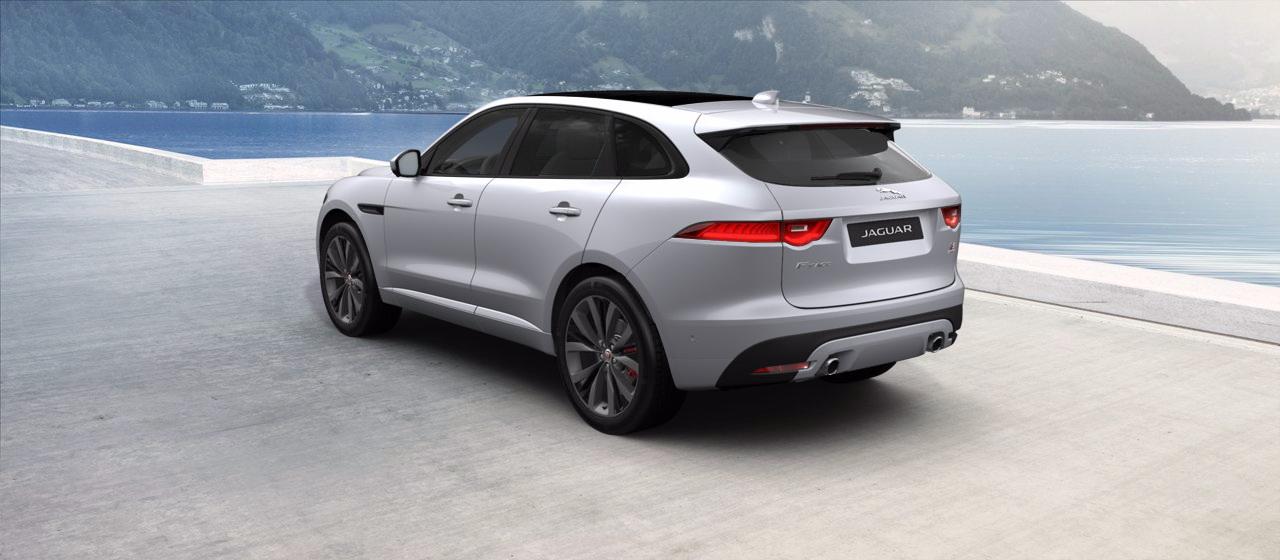New 2017 Jaguar F Pace From 40 990 In The Us Configurator Goes Live Carscoops